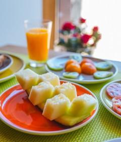 Desayuno Redc