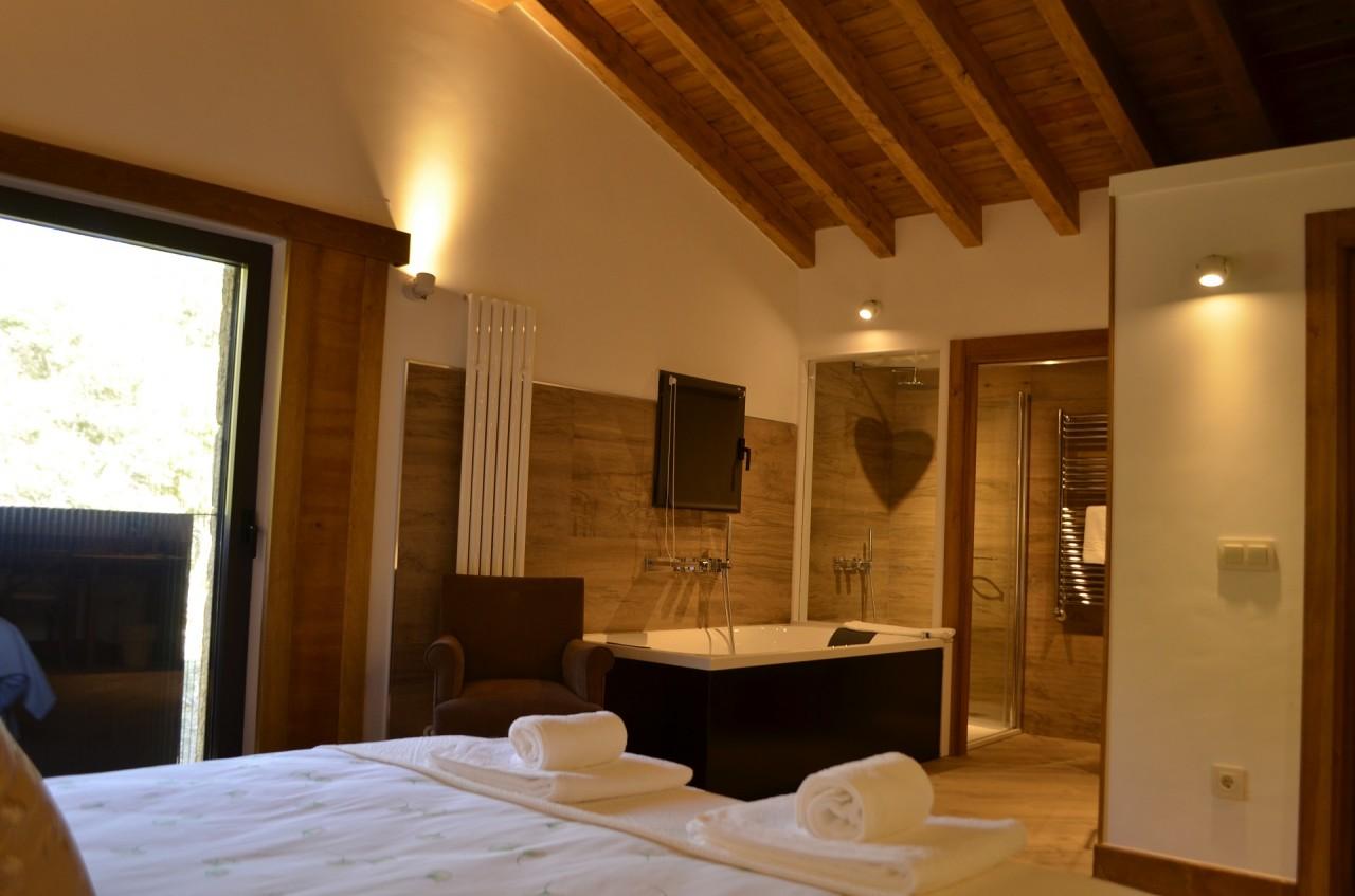 Suite Los Galayos con Hidromasaje.